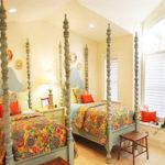 تخت خواب اتاق دوقلو ها را از بهترین و زیباترینها انتخاب کنید
