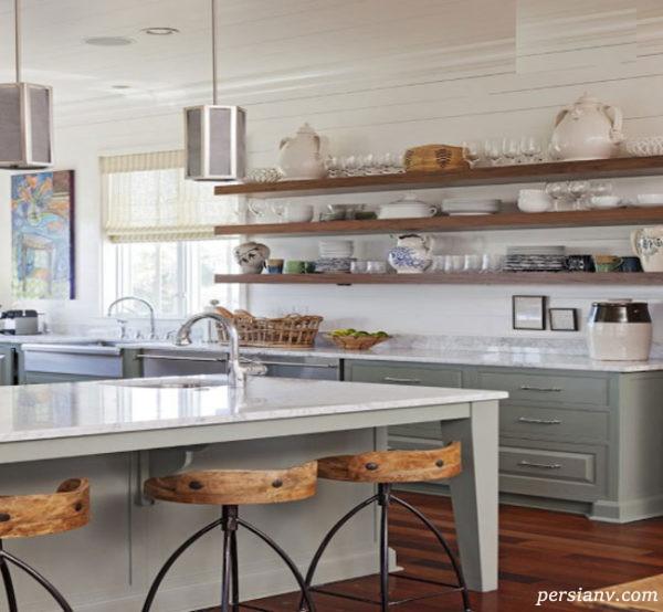 پیش بینی جدیدترین دکوراسیون آشپزخانه سال