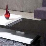 جدیدترین مدل های میز جلو مبلی چوبی مخصوص دکوراسیون های مدرن