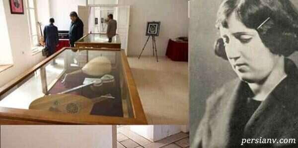 گشتی در دکوراسیون موزه خانه تاریخی پروین اعتصامی