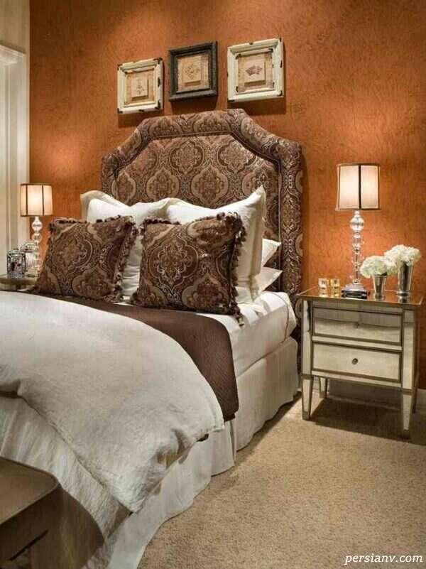 رنگ های اتاق خواب