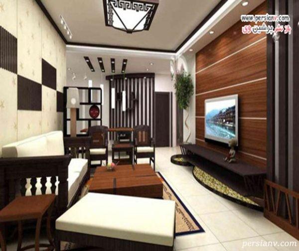 طراحی داخلی اتاق نشیمن