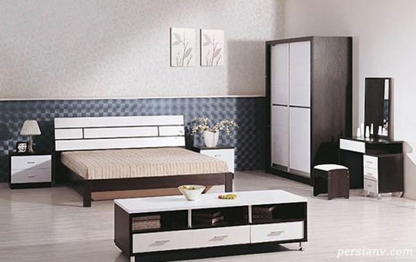 اتاق های دونفره مدرن را با این تخت خواب ها بسازید