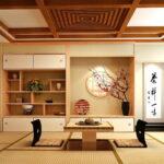 خانه خود را به شیوه مردمان سختکوش ژاپن چیدمان کنید