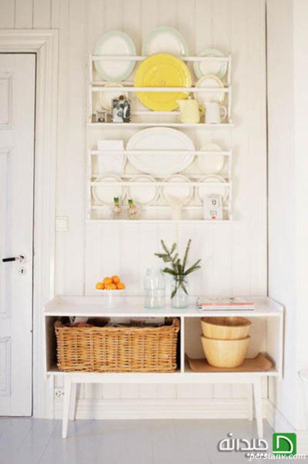 چیدمان کابینت های آشپزخانه