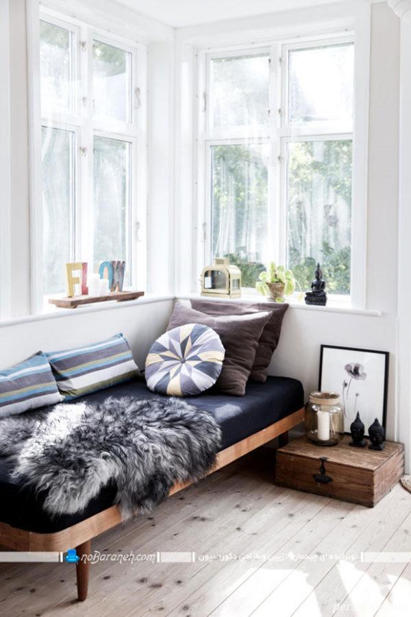 کاناپه های بدون پشتی