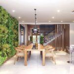 باغچه های عمودی با طراحی حیرت انگیز در داخل خانه