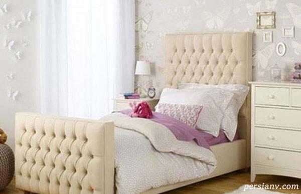تخت خواب های دخترانه