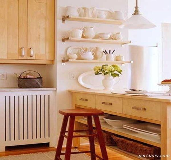 تغییر دکور آشپزخانه قدیمی
