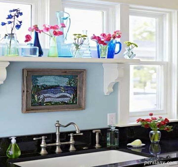 آشپزخانه قدیمی تان را با کمک این راهکارهای ارزان قیمت دوباره نو کنید