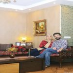 خانه ای سنتی به سبک امیرحسین مدرس و همسرش
