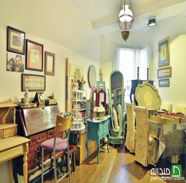 خانه سنتی امیرحسین مدرس