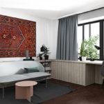 دکوراسیون آپارتمان کوچک و مدرن را بهترین روش طراحی کنید