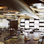 دکوراسیون داخلی صمیمانه و گرم کافه ای کوچک در شانگهای چین + تصاویر