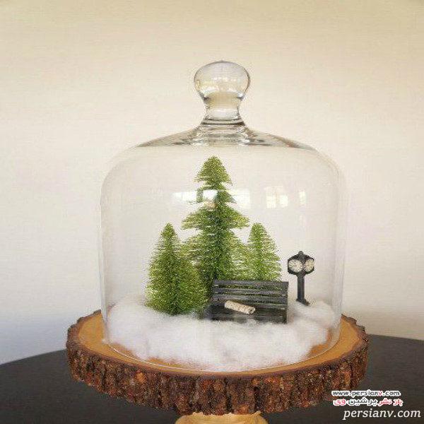 دکور فصل زمستان