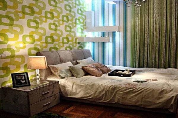 رنگ سبز در دکوراسیون خانه