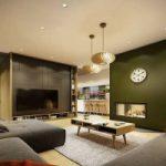 طراحی دکوراسیون پاییزی در خانه ای مدرن و لوکس +تصاویر