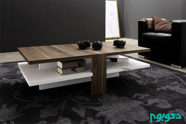 میزهای تحریر چوبی مدرن