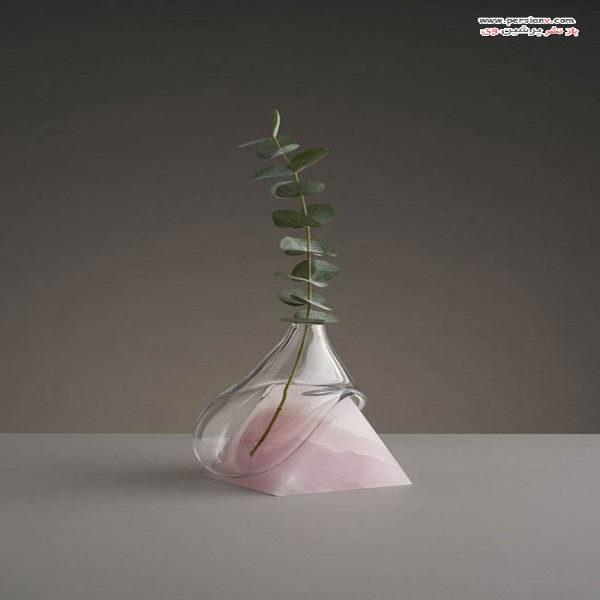 گلدان های دست ساز شیک