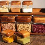 آشپزخانه منزل خود را با این ظروف چوبی دست ساز ایرانی دکور کنید+تصاویر