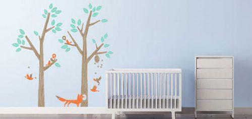 اتاق کودک مدرن
