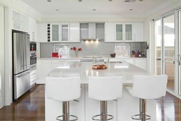 آشپزخانه های پرطرفدار در انواع سبکهای مختلف