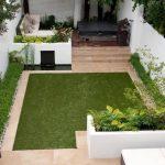 حیاط خلوتهای دنج و زیبایی که فضای خانه را پر از آرامش می کند + تصاویر