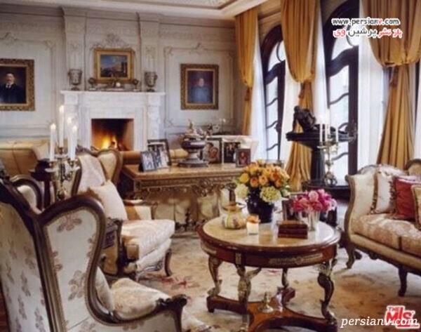 خانه پدری مدل معروف