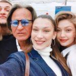 خانه پدری شیک دو خواهر مدل بسیار مشهور هالیوودی