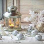 دکوراسیونی زمستانی و برفی را با این ۷ وسیله ساده در خانه تان برپا کنید+تصاویر