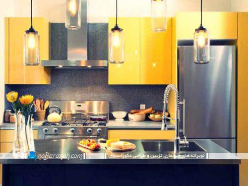 آشپزخانه هایی به سبک ایرانی
