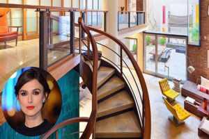 دکوراسیون خانه کایرا نایتلی بازیگر مشهور هالیوود+تصاویر