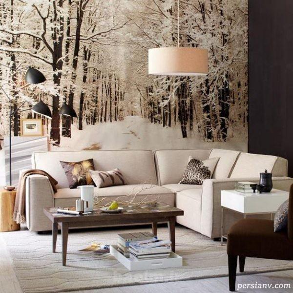 دکوراسیون زمستانی منزل
