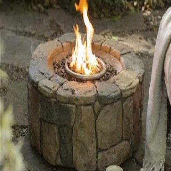 در حیاط و فضاهای بیرونی خانه هم می توانید از سیستم گرمایشی بهره ببرید