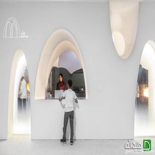 طراحی دکوراسیون رستورانها