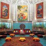دکوراسیون داخلی سنتی ایرانی با ایده هایی خیلی زیبا + تصاویر