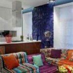 دکوراسیون کامل یک آپارتمان کوچک و شیک + تصاویر