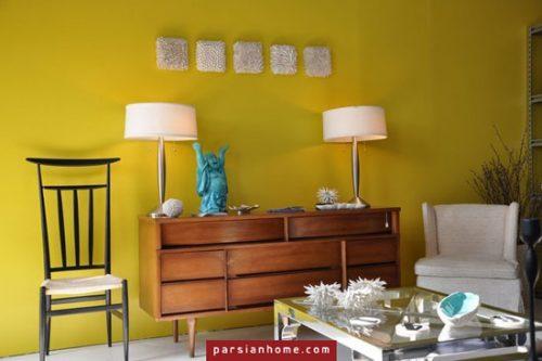 رنگهای محبوب دکوراسیون خانه