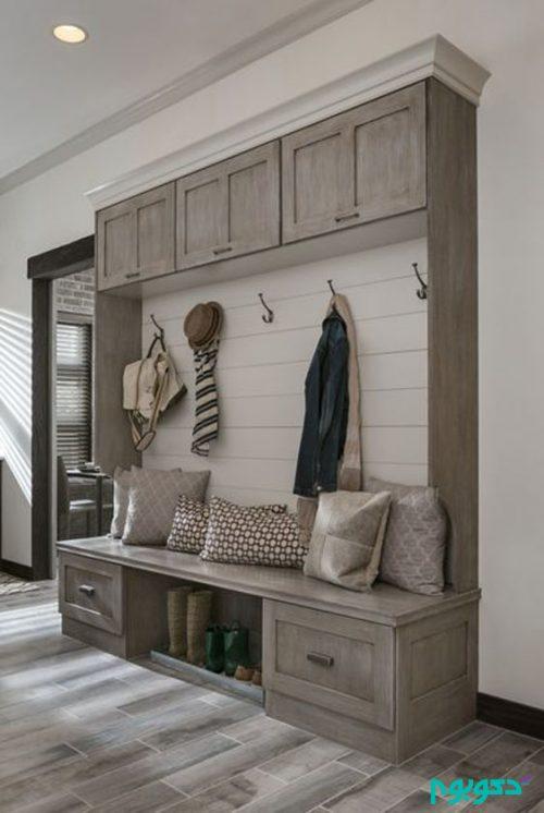 طراحیهای درب ورودی خانه