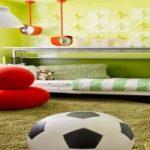 طراحی دکوراسیون اتاق خواب کودک و نوجوان پسر+ تصاویر