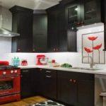 طراحی کابینت آشپزخانه بصورت مدرن + تصاویر