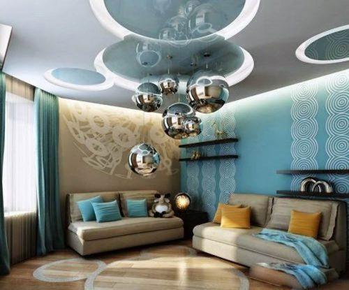 نورپردازی مدرن منزل
