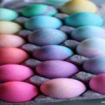 ایده هایی برای تخم مرغ رنگی سفره هفت سین + تصاویر