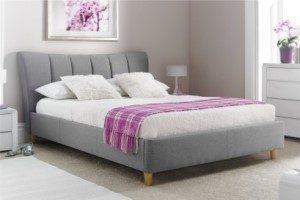 تخت خوابهای دونفره در اتاق های کوچک چگونه باید قرار گیرند+تصاویر