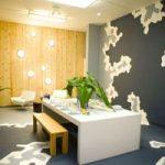 دکوراسیون کف اتاق برای خانه های شیک و مدرن + تصاویر