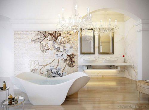 لوکس ترین حمام ها