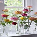 گل آرایی در دکوراسیون بهاری منزل | ابتکاری و زیبا +عکس