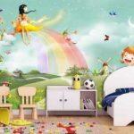 دکوراسیون اتاق کودکان با طراحی دخترانه و پسرانه+تصاویر