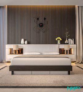 دکوراسیون دیوار اتاق خواب