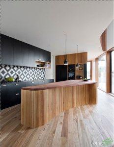دکوراسیون زیبا و مدرن کاشی برای دیوار منزل + تصاویر